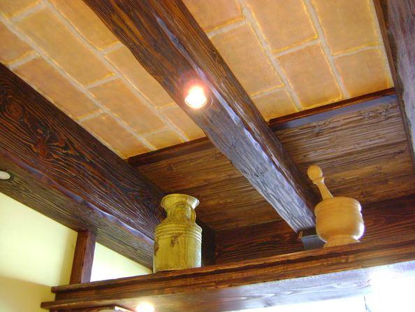 Finte Travi In Legno Per Soffitto : Faretti per legno » faretti led da incasso per legno: faretti da