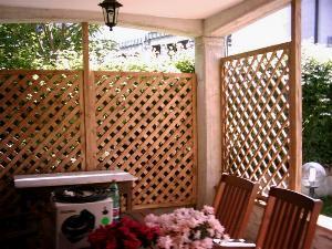 Rs service arredo da giardino grigliati e recinzioni for Grigliati in legno ikea